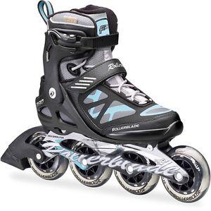 c12ec474f54 Rollerblade Ladies Macroblade 90 ST W Inline Skates (UK 5.5 EU 38.5 ...