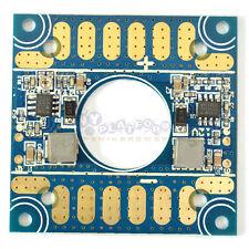 5V 12V ESC Connection Board with 3-20V Adjustable Voltage+Dual BEC Output