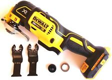 New Dewalt DCS355 20V Cordless Brushless Oscillating MultiTool 20 volt, 2 Blades