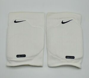 Nike Dri-Fit Skinny Knee Pads Adult Unisex S/M White
