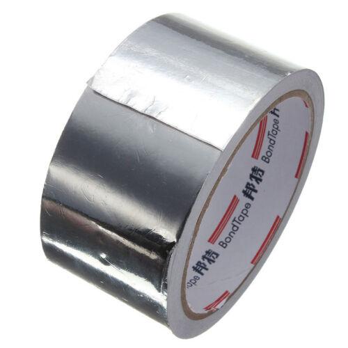 48 mm x 17 m Alu Klebeband Rolle Aluband Aluminium Band Aluminiumklebeband