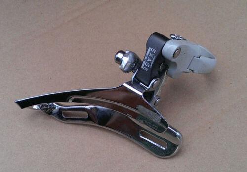 31,8mm NEU Retro Kult 3//7-fach TP Shimano Exage ES Umwerfer