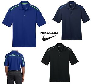 02976cea MEN'S NIKE DRI FIT, SHORT SLEEVE, LIGHTWEIGHT, POLO SHIRT, BOLD ...