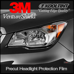 Headlight Protection Film By 3m For 2014 To 2019 Subaru Forester Ebay