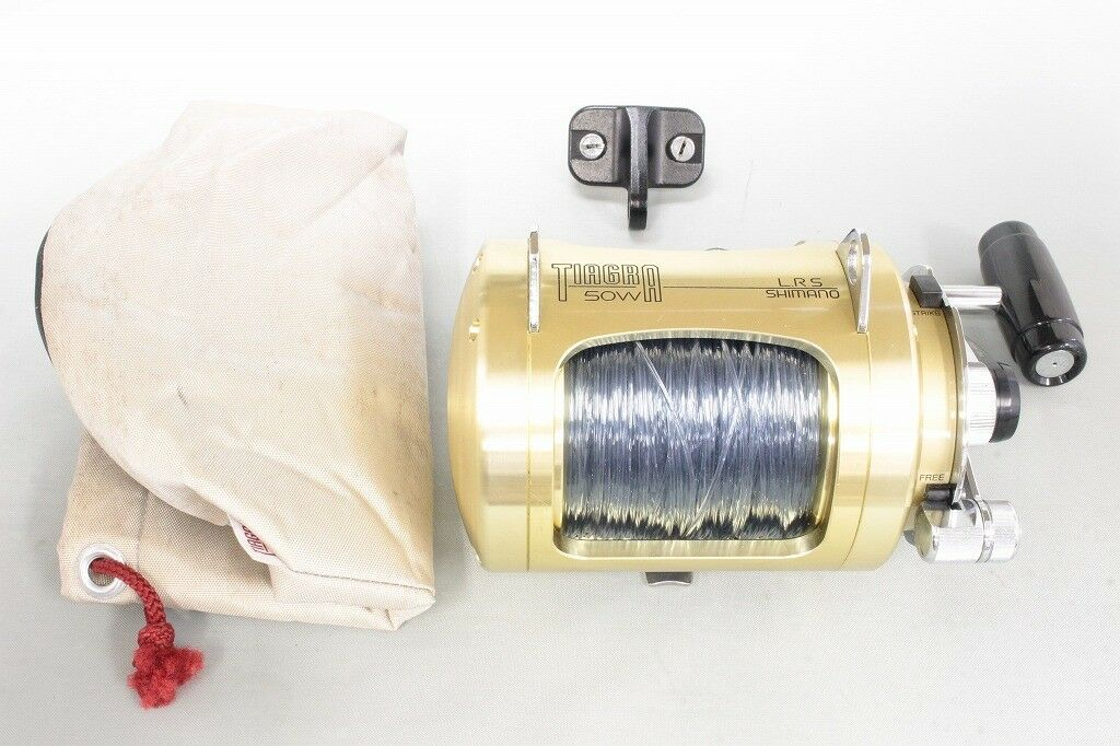 Shimano TIAGRA 50W L.R.S 2-Speed  Big Game Reel