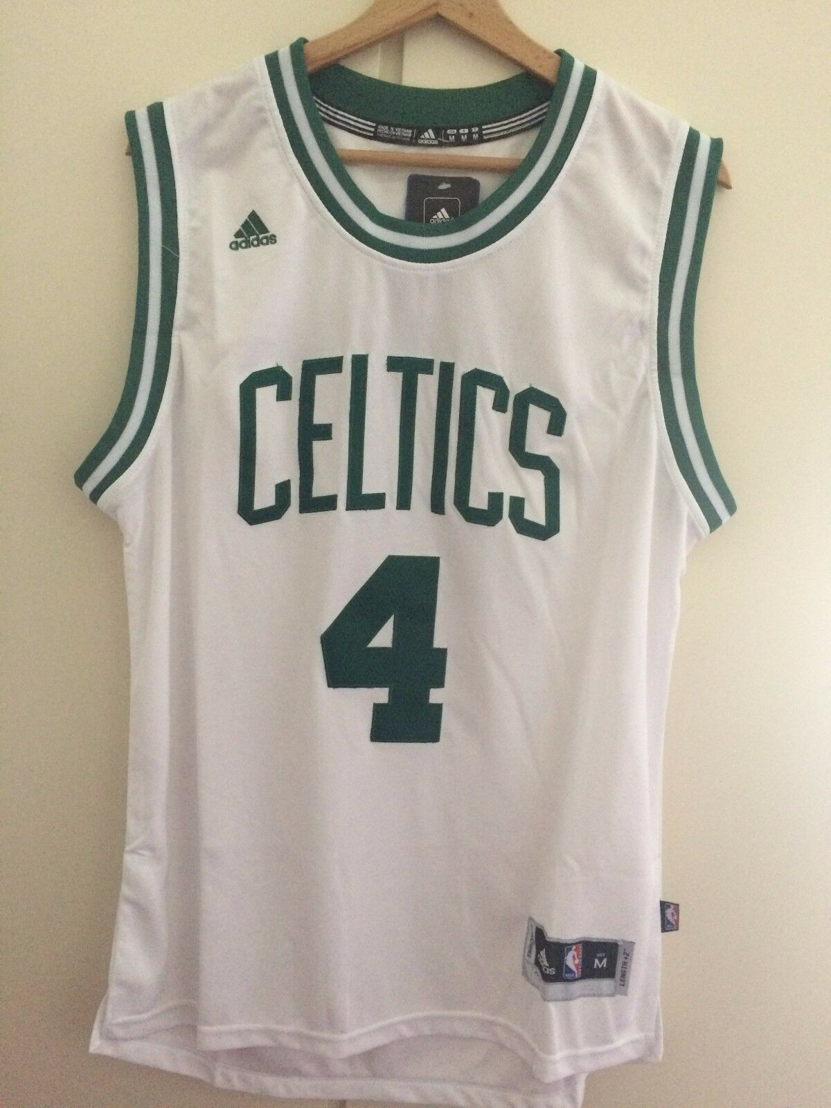 Tank top nba basketball jersey t-shirt Isaiah Thomas shirt Boston Celtics S   M