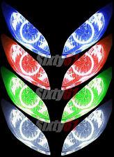 Kawasaki EX650R 2009-2015 Dual CCFL Demon Angel Eyes Halo Rings light kit