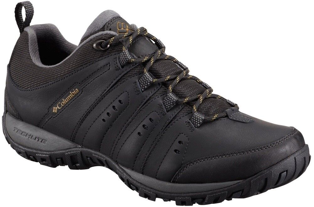 COLUMBIA Woodburn Impermeable 1553001010 Al Aire Libre Entrenadores Atléticos II Zapatos Para Hombre