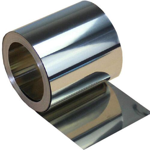 10cm TITANE Film feuille ASSIETTE matériel 99.8/% pure 0.1-0.5mm épais x 10cm