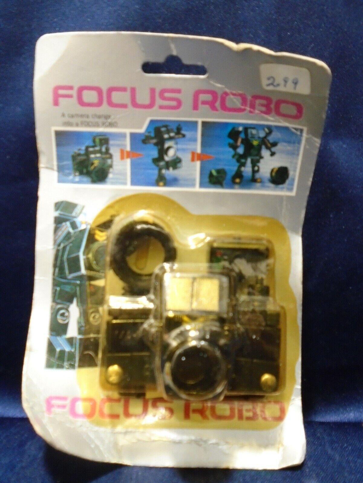 Congreenors Spies Focus Robo Bootleg 1984