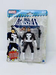 """Marvel Legends /""""VINTAGE SERIES/"""" PUNISHER 6-inch Action Figure"""