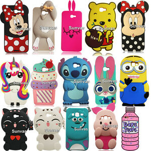 Image of: Glitter Image Is Loading 3dcellphonecasesforsamsunggalaxyj5 Ebay 3d Cell Phone Cases For Samsung Galaxy J5 Prime J7 Prime Cartoon