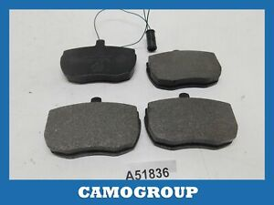 Pads Brake Pads Front Brake Pad Fritech For IVECO Daily 30-8