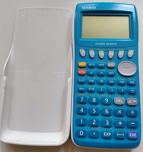 Schutztasche Casio FX 7400 GII Taschenrechner Grafikrechner