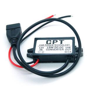Module-convertisseur-DC-DC-12V-sortie-USB-5V-Alimentation-Adaptateur-3-a-t-P5