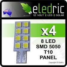 LED 8 T10 WEDGE LIGHT BULB JAYCO INTERIOR EXTERIOR RV CARAVAN 4X4 COROMAL