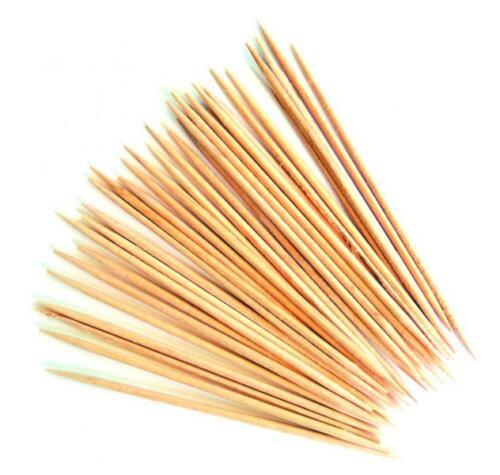 1000 x Beaumont bâtonnets en bois cure-dents-Cocktail Accessoire