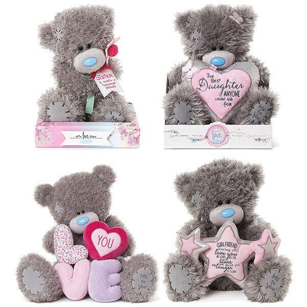 ME TO YOU ORSI 3  4  7  9  12  20  28  Tatty Teddy Bear scelta di design e dimensioni