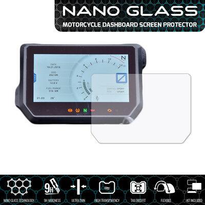 2019+ Nano Protection D/'écran Verre x 2 KTM 790 Adventure