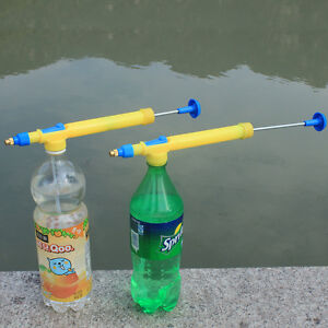 how to make a water gun with a bottle