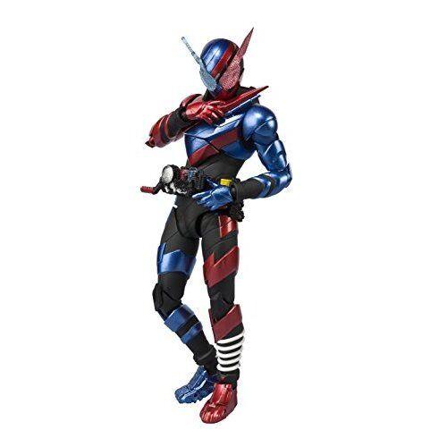 S.H.Figuarts Masked Kamen Rider BUILD RABBIT TANK FORM Figure BANDAI Japan new.