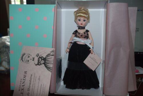 10/'/' Lady Rhinestone by Madame Alexander New NRFB Ltd Ed 250