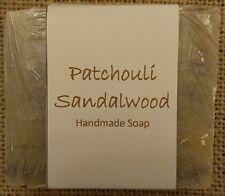 ** BEST SELLER ** - Handmade Patchouli Sandalwood Soap