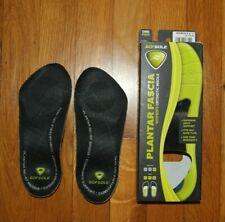 Sof Sole Plantar Fascia Orthotic Shoe Insoles Size 8-12