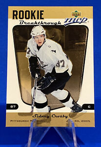 2005-06-Upper-Deck-MVP-Sidney-Crosby-Rookie-Card-Rookie-Breakthrough