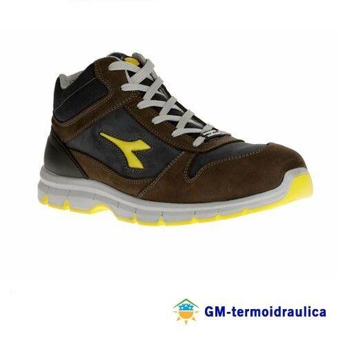 Scarpe Diadora Utility Hi Run S3-src da lavoro Calzature antinfortunistica  40  9af9240d02d