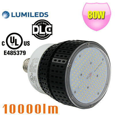 UL cUL E39 60W LED Corn Bulb 6000K Retrofit 320W highbay Canopy light AC100-277V