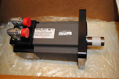 Exlar SLG Series Gear Motor  SLG-090-004-KMGS-AB5-168   460v  4:1  ** Warranty