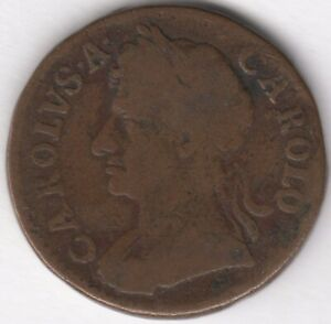 1672 Charles II Farthing   British Coins   Pennies2Pounds
