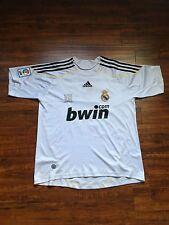 Cristiano Ronaldo Real Madrid Adidas Jersey 9 2009-2010