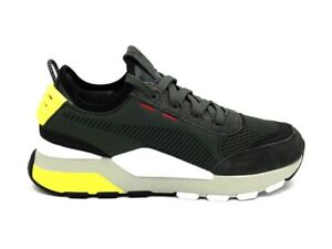 Details about Puma Sneakers RS 0 Winter Inj Toys Dark Grey Yellow Black White 369469 03