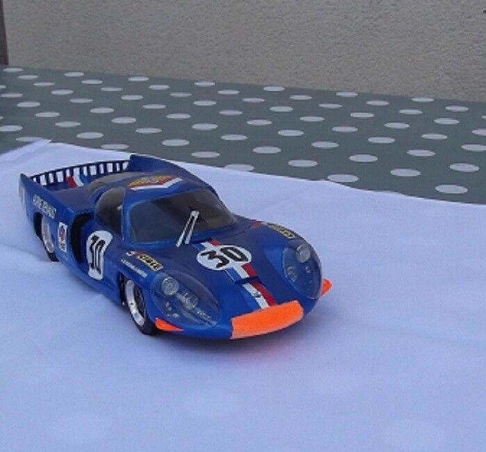 1 24 kit Alpine A 220 Le Mans 1968 vendu monté