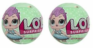 2-Balls-LOL-Surprise-Lil-Outrageous-Littles-Series-2-Style-2-Wave-2-Mystery-Pack