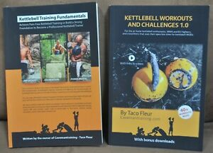 Kettlebell Training Fundamentals & Kettlebell Workouts by Taco Fleur