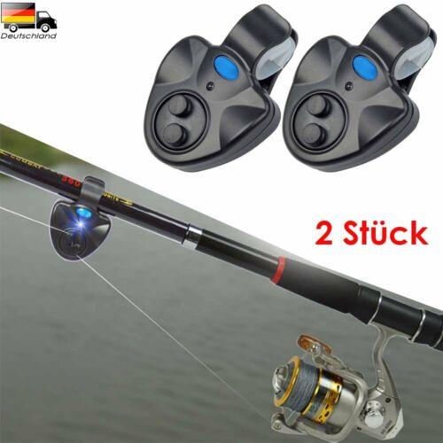 2x Bissanzeiger Angeln Fischen Karpfenangeln Bite Indicator Bissmelder Bissalarm