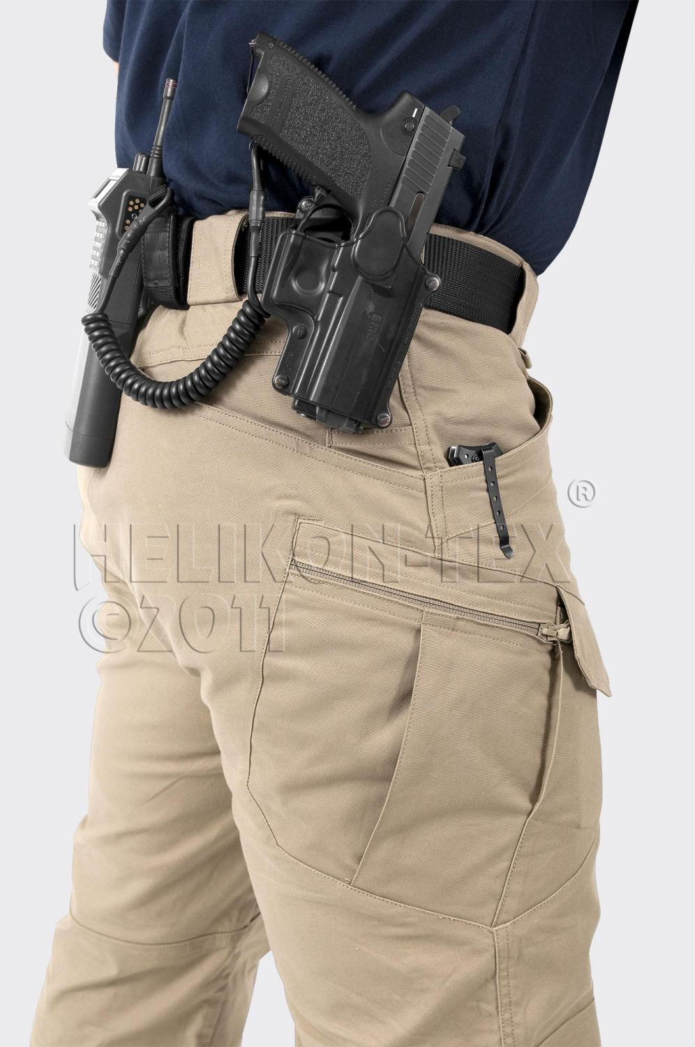 HELIKON TEX UTP Grün URBAN TACTICAL PANTS Hose Taiga Grün UTP SL Small Long bf6546