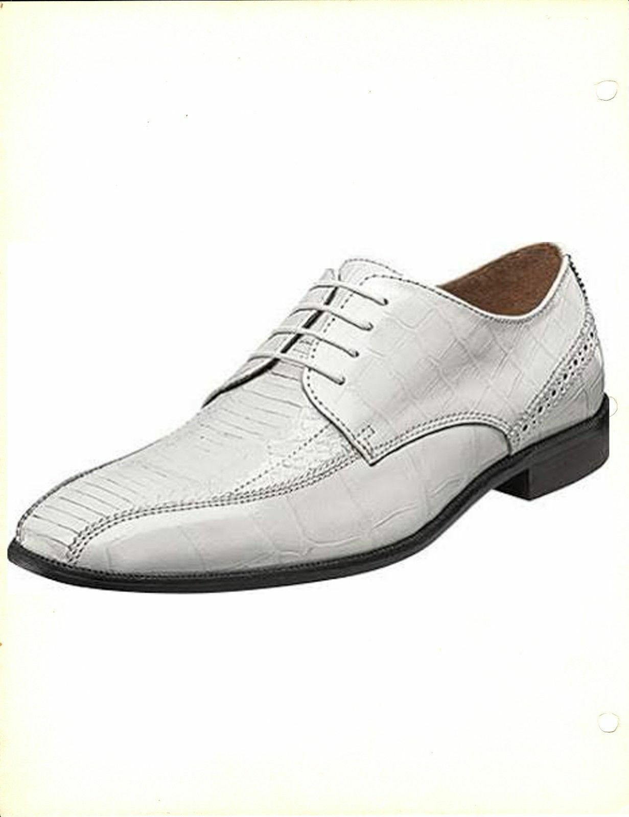 Stacy Adams Mens Piccard Dress shoes's 24792 100