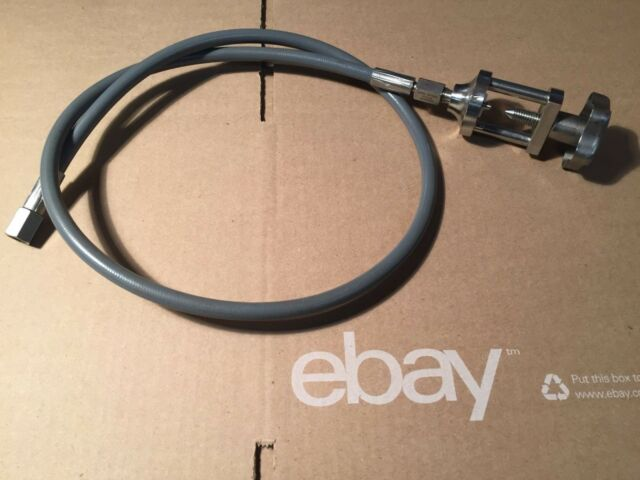 Karl Storz 20400028 Co2 High Pressure Hose W/ Pin Index Connection
