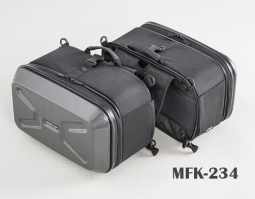 JAPAN TANAX MFK 234 Mini Shell Cases Set Fits Kijima Rack Honda MSX125 Grom
