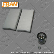 SERVICE KIT HONDA CIVIC (EU5 / EU7) 1.4 FRAM OIL CABIN FILTERS (2001-2006)
