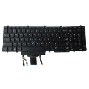 Backlit-Keyboard-Pointer-amp-Buttons-for-Dell-Latitude-E5550-E5570-Laptops-383D7