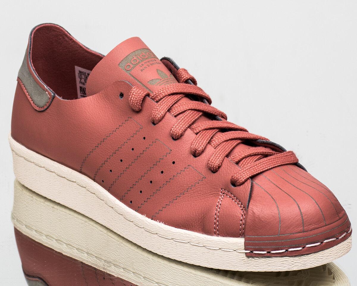 Adidas originali wmns superstar 80 decontaminazione donne vita nuova rosa - bianco cq2587 | il prezzo delle concessioni  | Maschio/Ragazze Scarpa