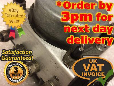 Genuine OEM Vauxhall Corsa D ABS Pump FB 0265232238 0265800422 13277812.