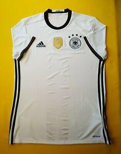 fbe9ac4ee 5 5 Germany soccer jersey medium 2016 home shirt AI5014 football ...
