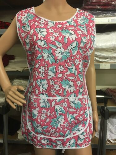 Large Pocket ***FREE POST*** UK only Only £5.99 Tabards in a Floral Pattern