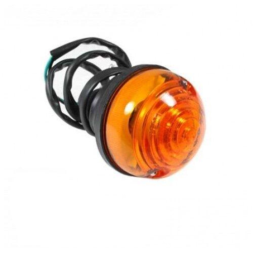 LAND ROVER DEFENDER 90 /& 110 INDICATOR LAMP DIRECTIONAL AMBER 12V PART# RTC5013